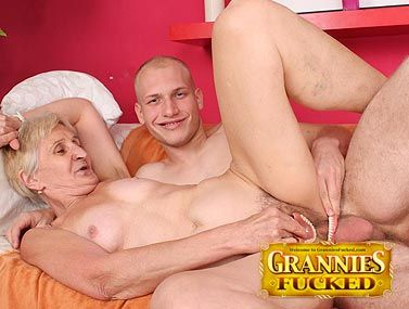 Grannies Fucked torrent