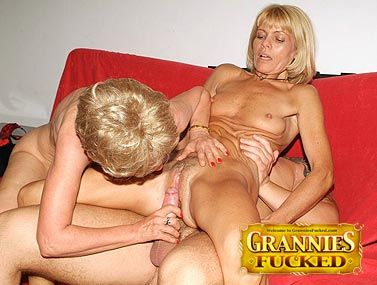 Grannies Fucked videos